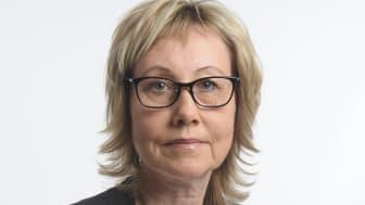 Maritha Sedvallson, förbundsordförande, Astma- och Allergiförbundet.