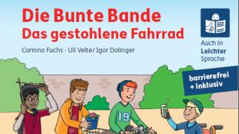 "Inklusive Buchreihe ""Die Bunte Bande"""