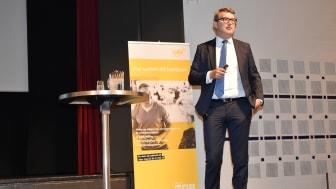Beskæftigelsesminister Troels Lund Poulsen åbnede Cabi og VFSA's årskonference
