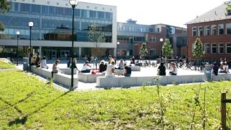 Studenter prisades för hållbarhetsarbete