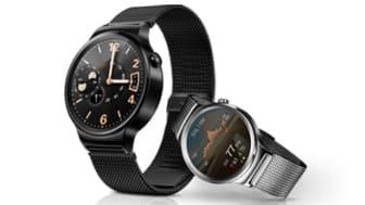 Huawei lanserar Huawei Watch på Mobile World Congress 2015