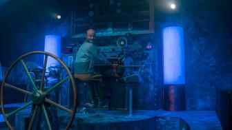 UBÅT - Pappa spiller på orgelet