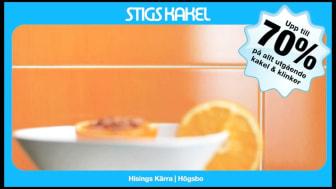 Stigs Kakel REA 2011 1 till 9 juli TV4