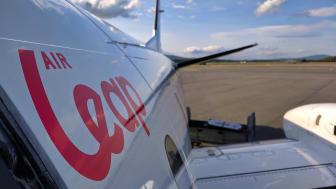 Air Leap Aviation flyttar underhåll av flygplan till Halmstad