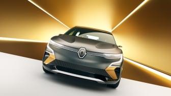 Mégane eVision - framtidens elbil