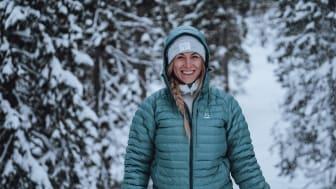 Haglöfs announces Maria Granberg  as their new ambassador