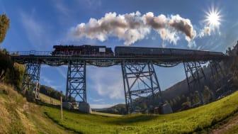 Erzgebirgische Aussichtsbahn EAB (Foto: TVE / Uwe Meinhold)