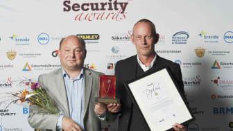Eslövs kommun premierades för Årets Säkerhetsarbete i kommun 2013