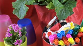 Blomsterfrämjandet i samarbete med Elmia Garden.