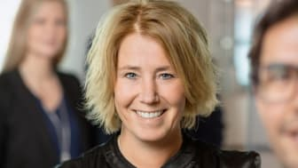 Johanna Frelin, VD på Tengbom