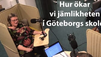 """Ingela """"Hulda"""" Alexandersson i samtal med Bengt Randén i podden Skolverkstan"""