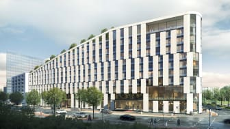 Scandic Hotels to open one of Frankfurt's largest conference hotels