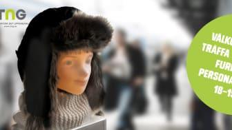 Kom och träffa TNG och AI-roboten Furhat i Göteborg 18 & 19/9!