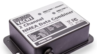 MUX100 - A really simple yet effective NMEA 0183 data multiplexer