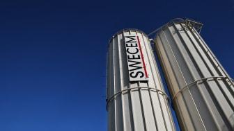 Swecem bygger terminal i Skellefteå som möjliggör betongproduktion med lägre klimatpåverkan.