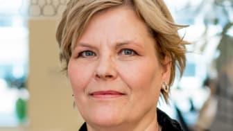 Sigrid Walve, chef för Citylab, SGBC