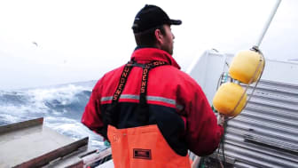 Cod fishing in Norway