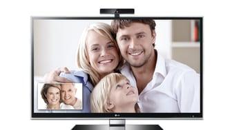 Skype og 3D Zone-nyheter i LG Smart TV