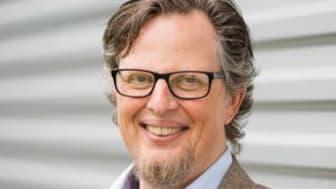 Jonas Eriksson, vd och grundare av Biosolens. Fotograf: Christoffer Öberg