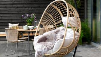GJERN lounge chair