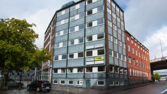 Simonsland 11, Viskastrandsgatan 3-5 i Borås. Foto: Nordic PM