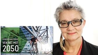 - Ved at flere slutter opp om dette, vil vi lettere kunne realisere visjonen, sier konserndirektør Hanne Rønneberg i Sintef Byggforsk.