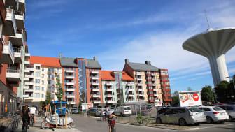 Örebro kommuns Byggnadspris 2020 - nominerad Mejeriområdet