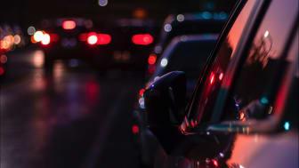 70-90 % av de stulna bilarna förs utomlands av internationella stöldligor