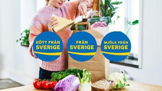 Idag tycker fler än fyra av tio (40%) att det är enkelt att se ursprunget på mat och dryck, jämfört med knappt 25% när märket Från Sverige etablerades 2016.