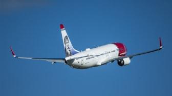 Norwegian öppnar bas i Barcelona och lanserar flera nya linjer