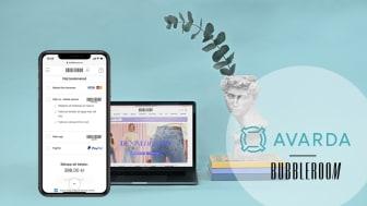 Avarda Return Optimizer minskade kostsamma returer för Bubbleroom