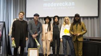 Göteborgs bäst klädda man och kvinna har korats i Nordstan