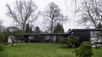 Arkitektur- og Bevaringsprisen 2019 blev givet til Søllerødgårdsvej 34, Holte. (Foto: Morten Cattenbaum).