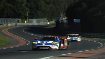 Ford GT sejrer ved Le Mans