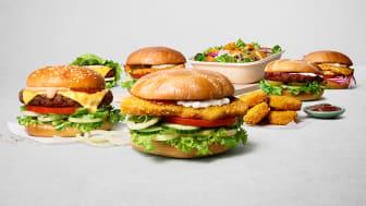 Green Burgers-familjen, MAX Burgers
