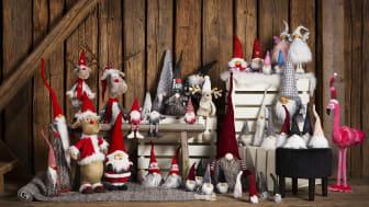 Ring julen inn med Rustas tre julestiler!
