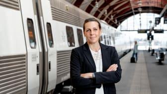 Chefekonom Sara Åhlén Björk