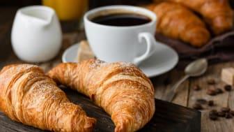 Fem goda anledningar att dricka kaffe till frukost