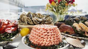 Shellfish sensation at the Grand Hôtel