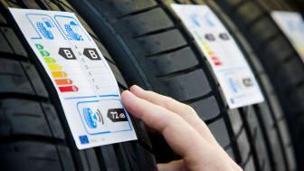 EU:s nya däckmärkningsregler kommer att få stor effekt