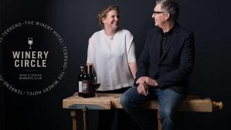 Winery Circle är en modern och interaktiv vinklubb