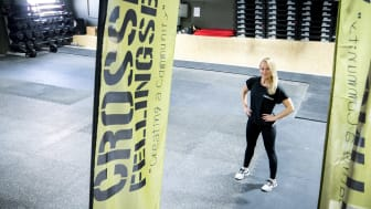 För Fellingsbro Gymnastikförening blev ett ofrivilligt lokalbyte ett lyft – tack vare renovering och stöd från Bergslagens Sparbanks ägarstiftelse.