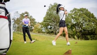 Tolv golfbanor i Skaraborg gör gemensam marknadsföringskampanj mot Stockholm och Mälardalen. Foto: Tobias Andersson/Next Skövde
