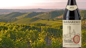Barbaresco från Produttori del Barbaresco i Piemonte