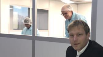 Peter Nilsson, VD APR Technologies
