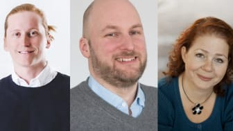 Karl Forsman, Johan Forsman och Jenny Eklund kommer alla prata om 5G i samband med Umeå Tech Arena den 28 november på Norrlandsoperan.