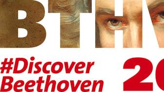 «Discover Beethoven» – 250-årsjubileet for Ludwig von Beethovens fødsel
