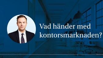Vad händer med kontorsmarknaden?