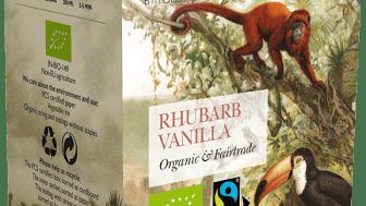 Rabarber vanilj, Life by Follis