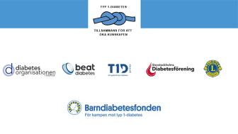 Barndiabetesfonden inleder kunskapssatsning tillsammans med samarbetspartners